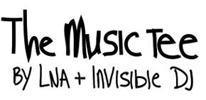 lna music tee logo