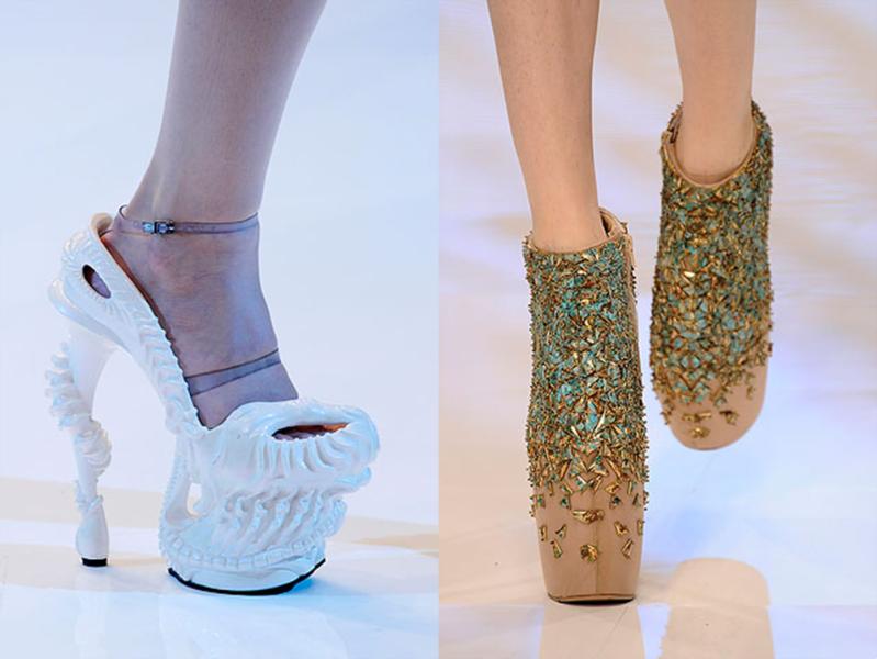 alexander mcqueen ss10 shoes