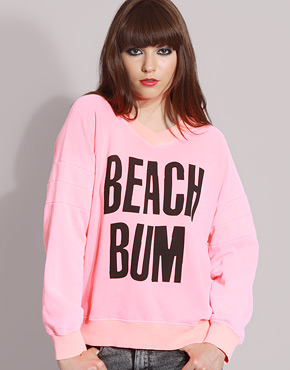 wildfox beach bum