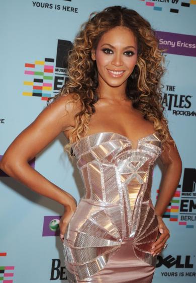 beyonce MTV EMA redcarpet