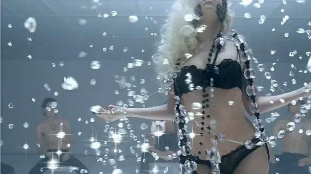 Lady Gaga Bad Romance Agent Provocateur