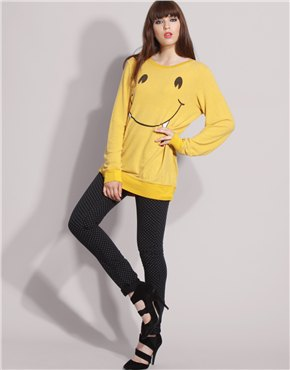 new moon twilight asos wildfox sweatshirt