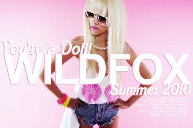 wildfox barbie summer 2010 lookbook