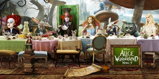 Alice In Wonderland And Your Wardrobe Self Service