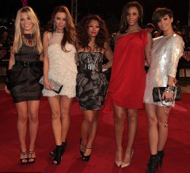 The Saturdays at Valentine's Day London Premiere
