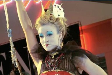 Tom Binns Disney Couture Alice in Wonderland
