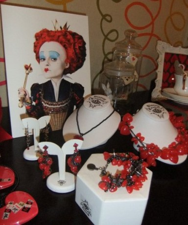 Tom Binns for Disney Couture Alice in Wonderland Red Queen