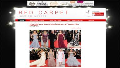 blog stalking red carpet fashion awards catherine kallon