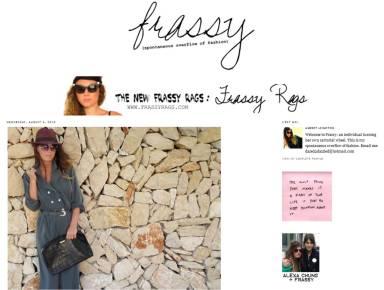 blog stalking be frassy
