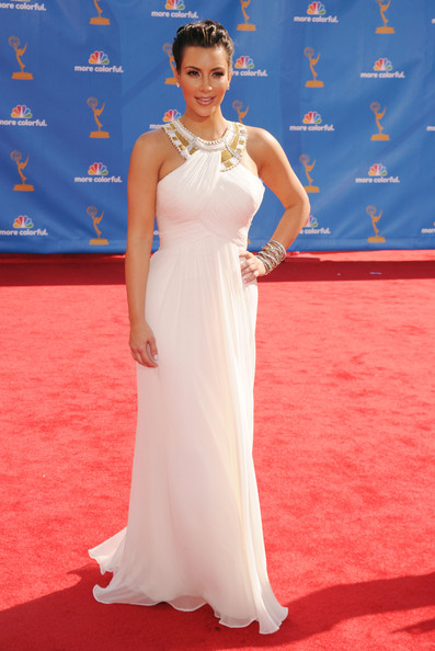 emmys 2011 red carpet. in Marchesa#39;s Resort 2011