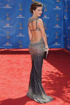 Dress on The 2010 Emmy Awards     The Best Of The Red Carpet   Self Service