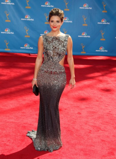 Maria Menounos in Ralph & Russo 62nd Annual Primetime Emmy awards