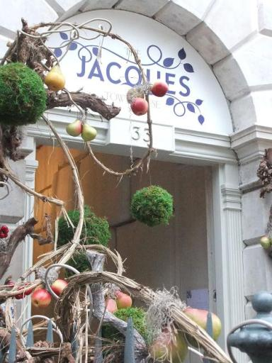 the jacques townhouse