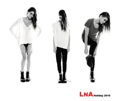 lna holiday 2010