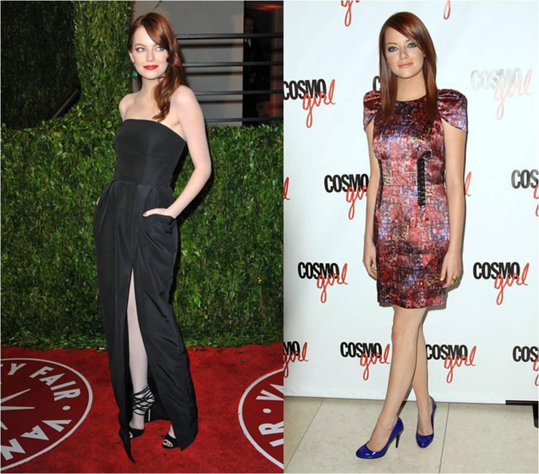 Emma+Stone+Premiere red carpet fashion   Self Service