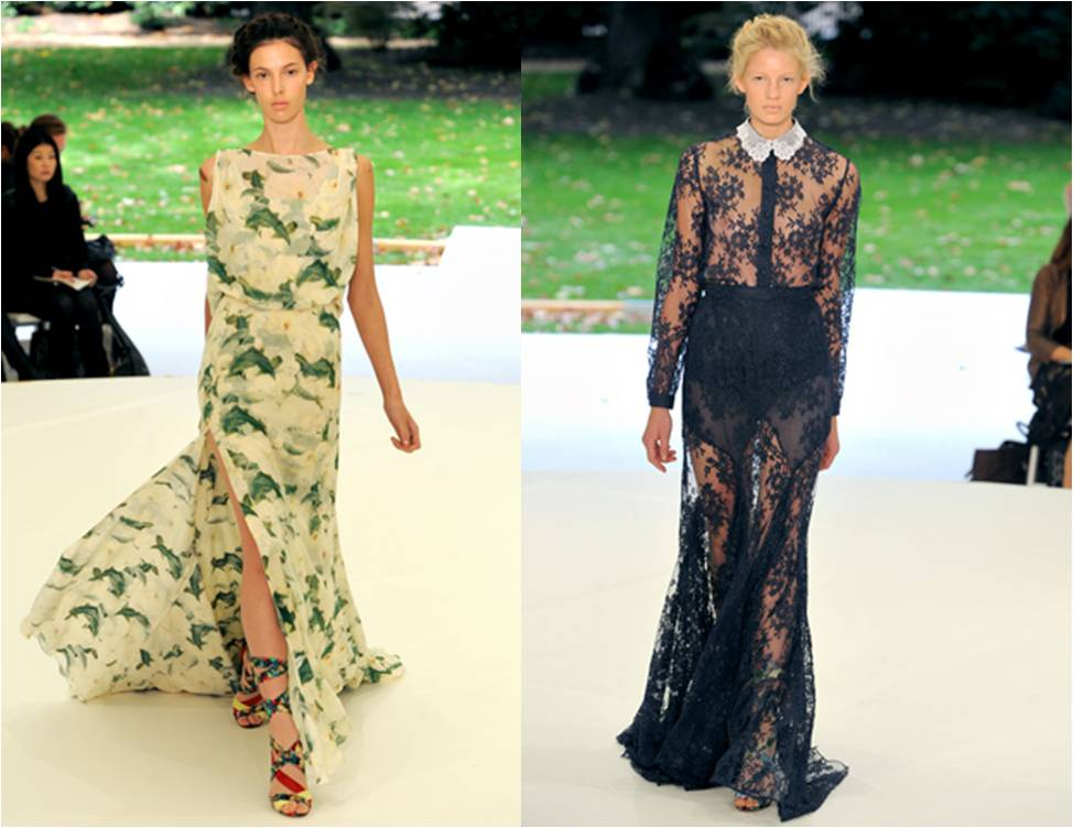 Fashion Week London Spring 2011 Erdem