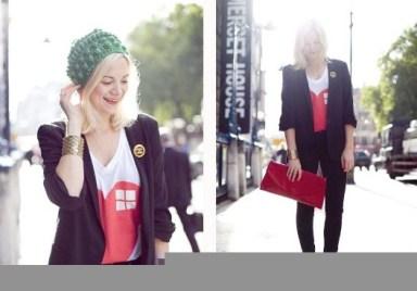 fashion week london spring 2011 street style wildfox