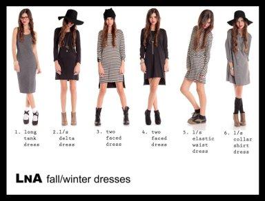 lna dresses you