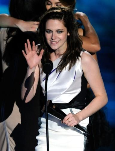 Spike TV Scream 2010 Kristen Stewart