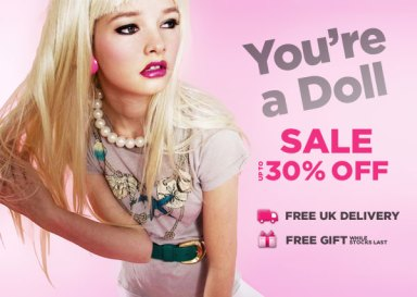 you're a doll wildfox sale