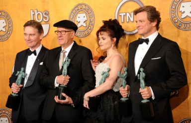 17th+Annual+Screen+Actors+Guild+Awards+the+kings+speech