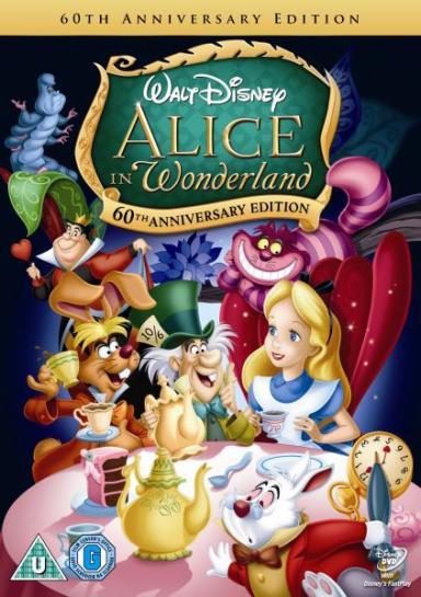 Alice in Wonderland 60th anniversary edition