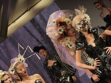 London Fashion Week AW 2011 Ashley Isham