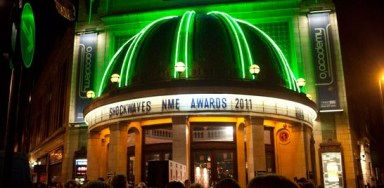 NME Awards Brixton 2011