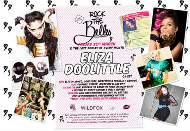 rock the belles with wildfox