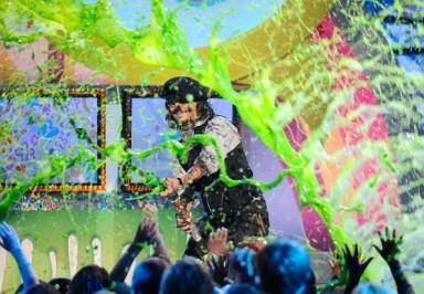 Nickelodeon+24th+Annual+Kids+Choice+Awards Johnny Depp