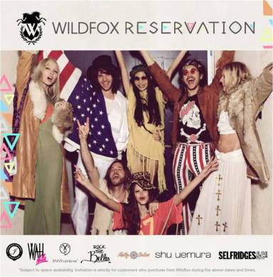 wildfox-reservation-selfridges-july-11