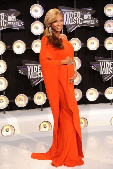 2011 MTV Video Music Awards - Beyonce in Lanvin