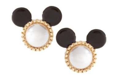 Disney Couture Mawi Minnie Mouse earrings ASOS