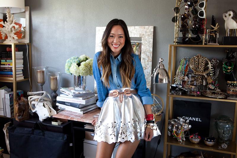 Aimee Song Keepsake Skirt Teen Vogue