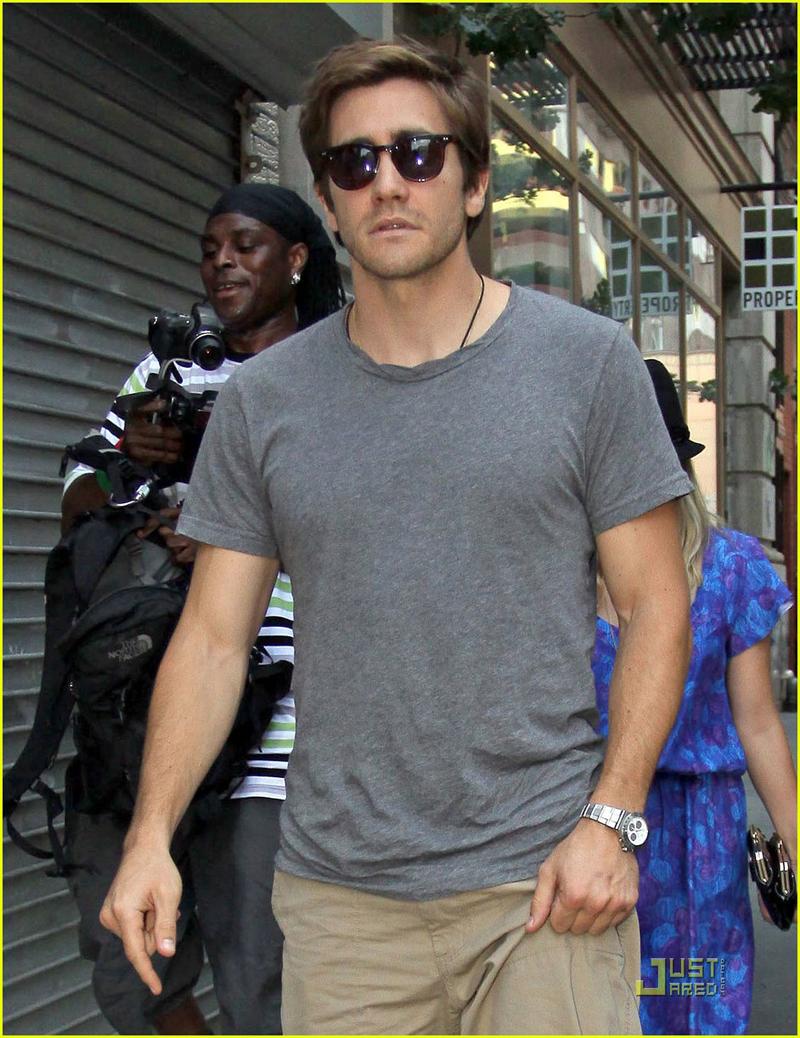 Jake Gyllenhaal in LNA