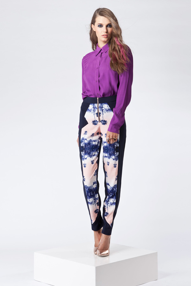 Finders Keepers Burning Ground Pants Miami NIghts 2
