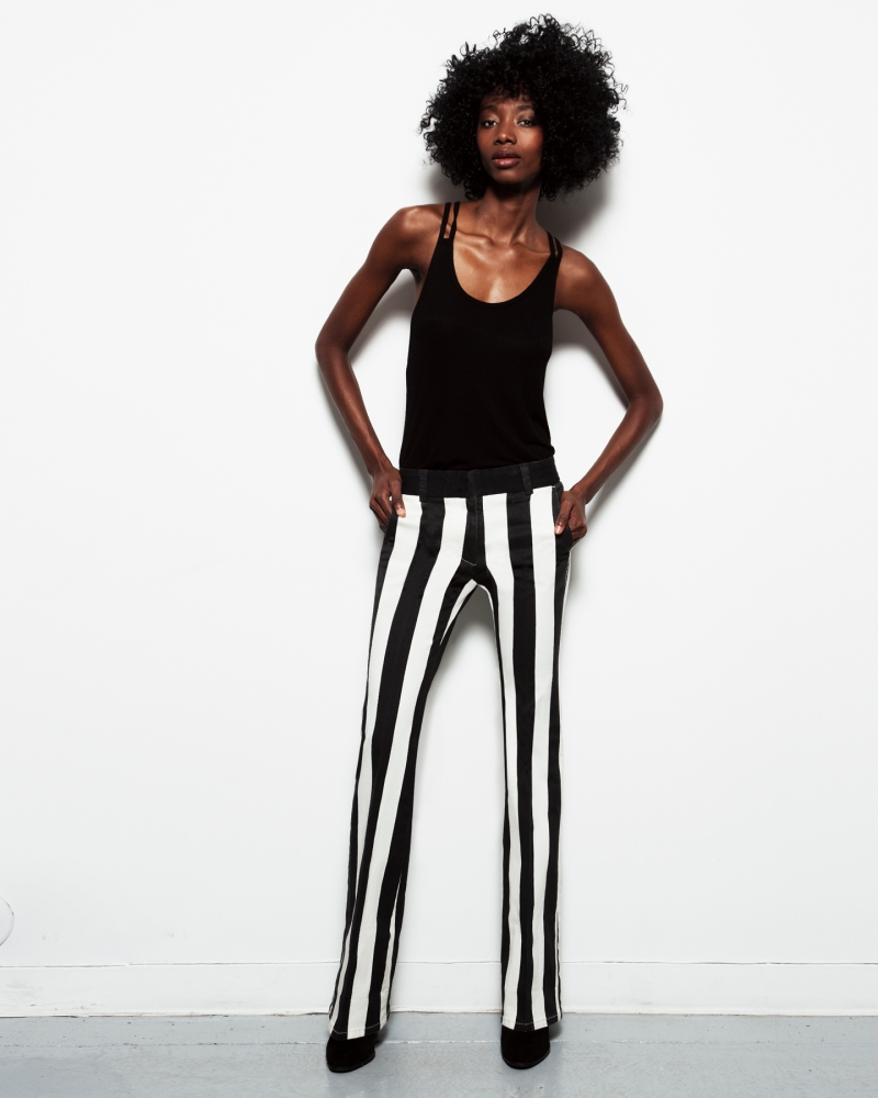Genetic Jeans The Carine Hepburn Stripe