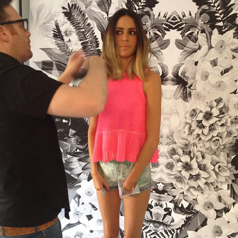 behind the scenes lookbook shoot finders keepers secret garden
