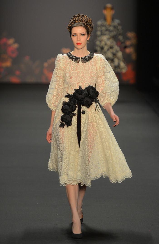 Lena Hoschek From Russia With Love Autumn Winter 2013 / 2014 Berlin Fashion Week 1