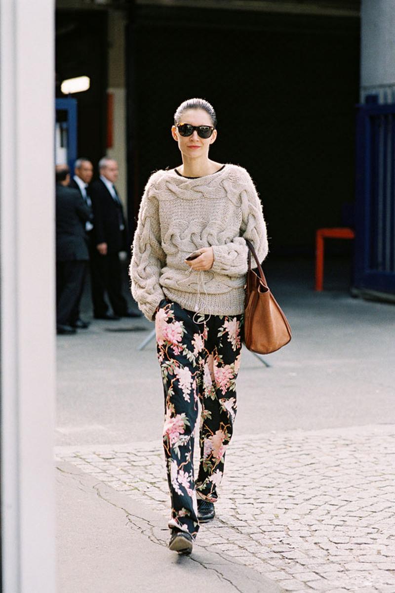 Canadian model Janice Alida (FORD), after Haider Ackermann, Paris vanessa jackman blogspot