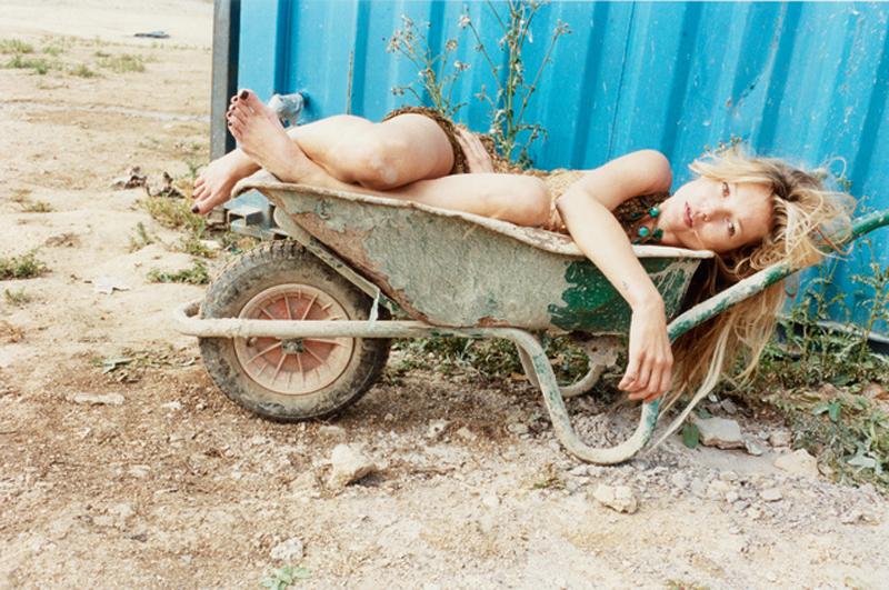 Juergen Teller Woo Kate Moss