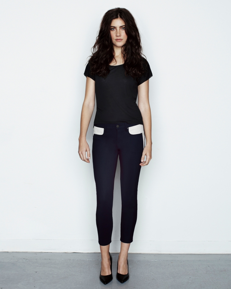 Genetic Jeans The Ava Crop Muse 2