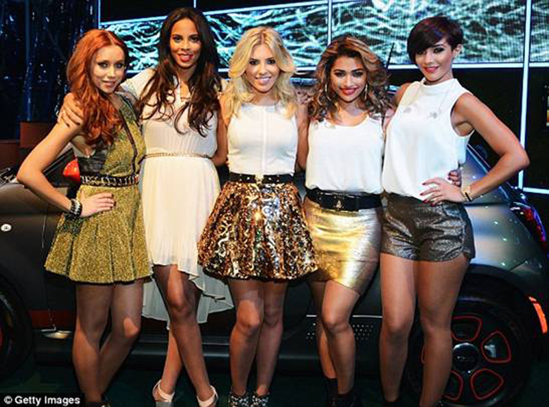 the saturdays in finders keepers secret garden