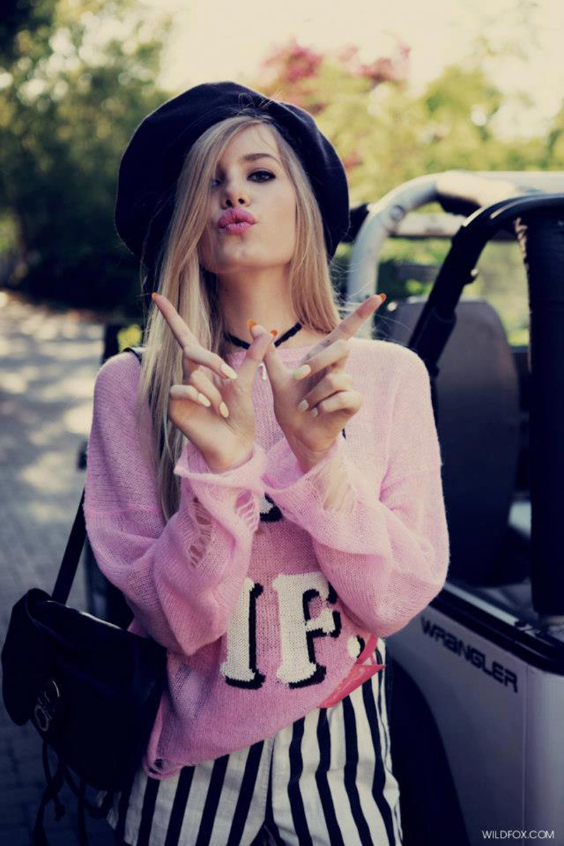Wildfox Kids in America 5