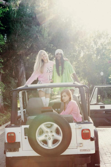 Wildfox Kids in America 7