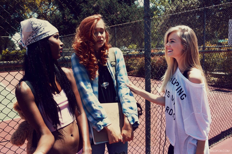 Wildfox Kids in America 8