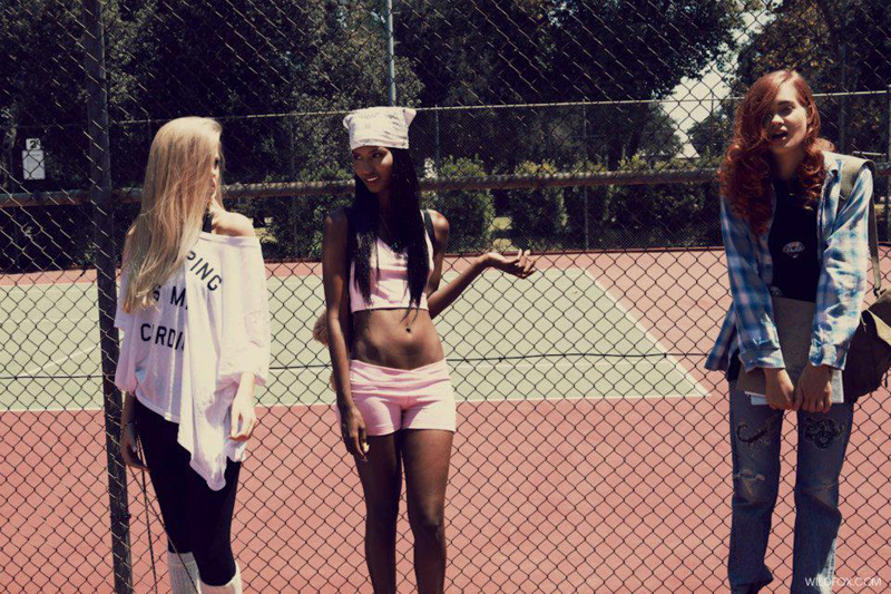Wildfox Kids in America 9