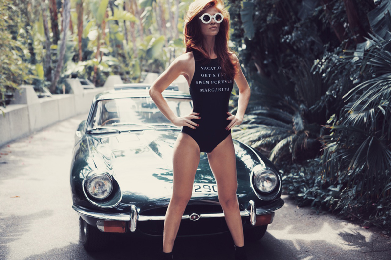 Wildfox Swim 2013-Diamonds Are Forever Lookbook-22