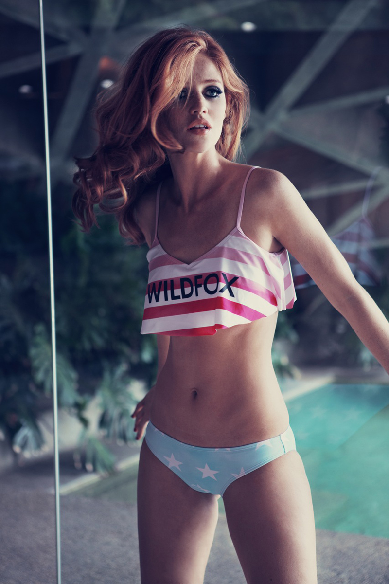 Wildfox Swim 2013-Diamonds Are Forever Lookbook-38