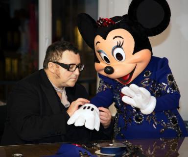 Minnie Mouse Lanvin